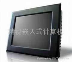 精視12寸工業平板電腦IVC-1201