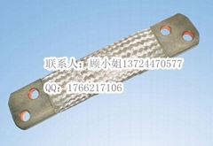 厂家供应 铜编织带软连接 铜编织线软连接 铜编织导电带