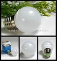 LED陶瓷燈泡E27A-1.5W 2