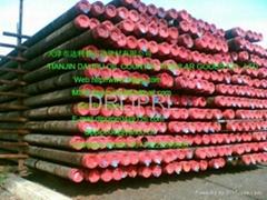 "Casing steel pipe 7"" BTC J55 23ppf Range3 API 5CT"