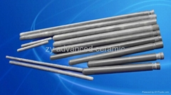 good thermal shock resistance  silicon nitride thermocouple protection tubes