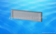 High Corrosion Resistance Evaporation Boat  Evaporate Aluminum