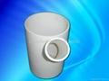 耐磨氧化鋁三通陶瓷管