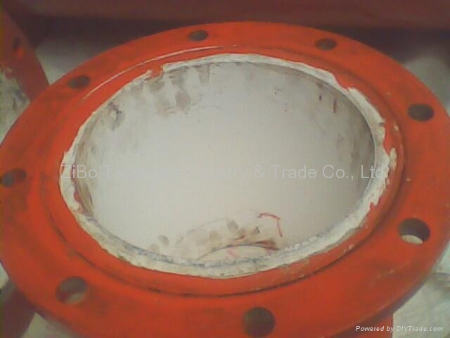 耐磨氧化鋁三通陶瓷管 4