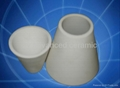 Wear Resistant Alumina Cetamic Cone