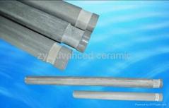 Silicon Nitride Bond Silicon Carbide Thermocouple Protection Tubes