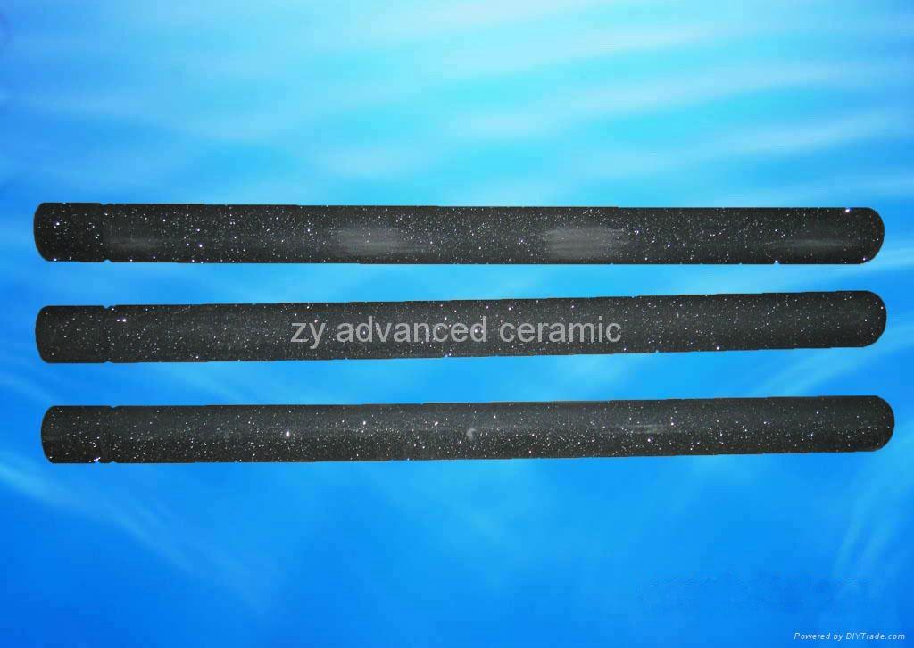 重结晶碳化硅热电偶保护管用于窑炉气氛中 1