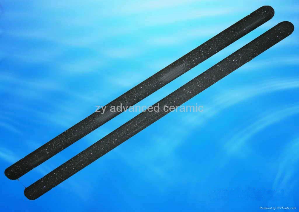 重結晶碳化硅熱電偶保護管用於窯爐氣氛中 2