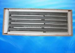 氮化硅結合碳化硅熱電偶保護管用於金屬熔液中