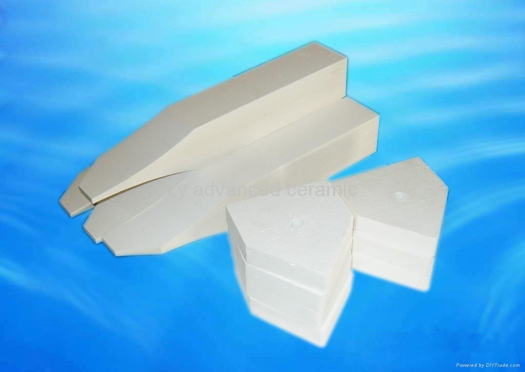 鋁軋板用硅酸鋁鑄咀料 2