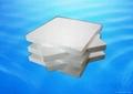Abrasion resistant alumina ceramic tile 2