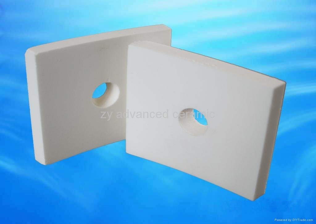 耐磨氧化铝陶瓷片 5