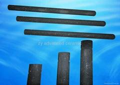 重结晶碳化硅热电偶保护管用于窑炉气氛中