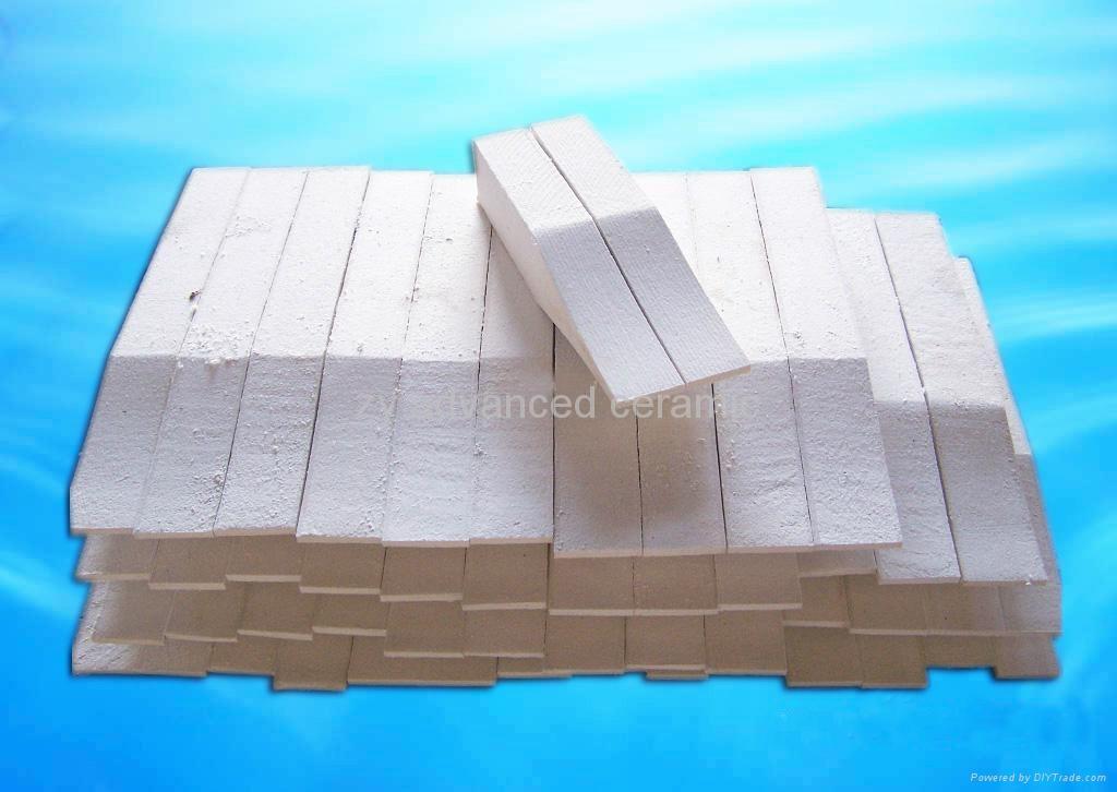 鋁軋板用硅酸鋁鑄咀 4