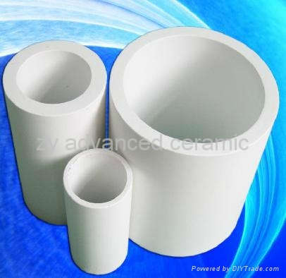 耐磨氧化鋁陶瓷管 1