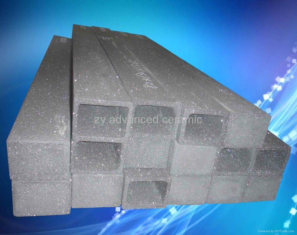 耐火強度高重結晶碳化硅橫梁 1