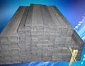 耐火強度高陶瓷硅橫梁用在窯爐中