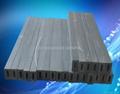 耐火强度高碳化硅横梁用在窑炉中