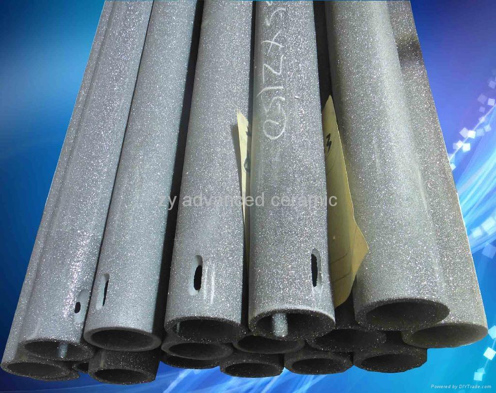 工业用重结晶碳化硅辊棒