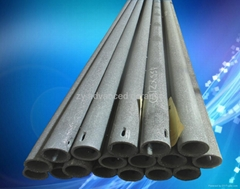 Industrial  Recrystallized Silicon Carbide Roller  for Furnace and Kiln