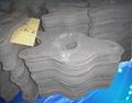 高品质重结晶碳化硅棚板用在窑炉中
