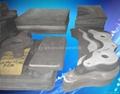 耐高溫氮化硅結合碳化硅棚板用於