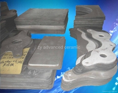 High Temperature Resistant Si4N3 Bond SiC Batts Using In The Kiln
