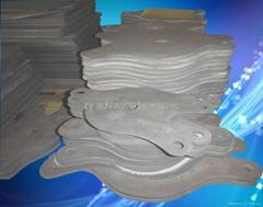高品質陶瓷棚板用於高溫窯爐中