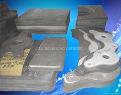 抗氧化氮化硅结合碳化硅棚板用于高温窑炉中
