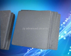 High Quality Recrystallized Silicon Carbide Plates In Kiln