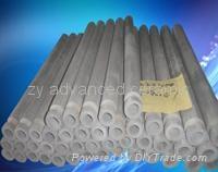 使用寿命长氮化硅结合碳化硅热电偶保护套用于铝熔液中