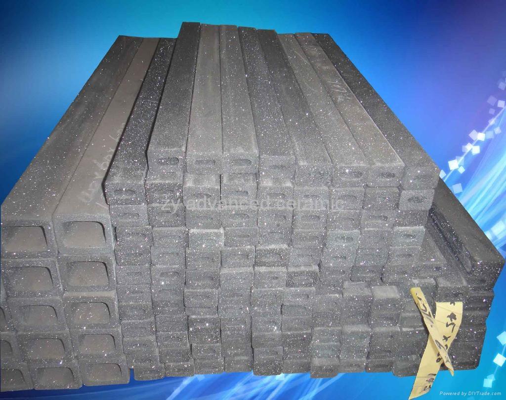 耐高温重结晶碳化硅横梁