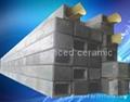 抗氧化氮化硅结合碳化硅横梁用于高温窑炉中