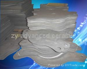高質量氮化硅結合碳化硅棚板用於高溫窯爐中 1