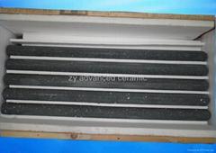 高质量重结晶碳化硅热电偶保护管用于窑炉气氛中