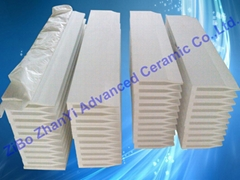 Refractory Aluminum Silicate Castertips For Continuous Casting Machine