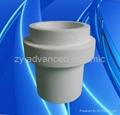 钛酸铝浇口套用于低压铸造