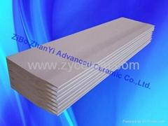 硅酸铝铸咀料用于连铸连轧