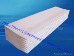 Aluminium silicate Caster tips for aluminium sheet casting