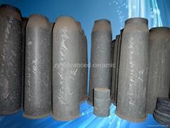 重結晶碳化硅燒嘴用於窯爐中