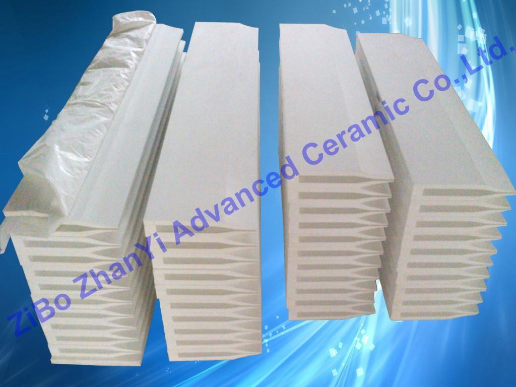 硅酸鋁鑄咀料用於連鑄連軋 1