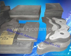 高質量氮化硅結合碳化硅棚板用於高溫窯爐中
