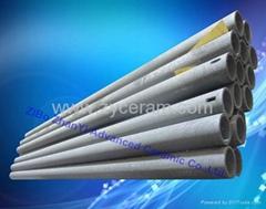 AntioxidantRecrystallized Silicon Carbide Ceramic Roller  for Furnace and Kiln