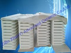 硅酸鋁鑄咀料用於連鑄連軋