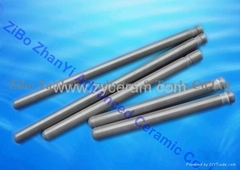 silicon nitride  thermowell for molten aluminum