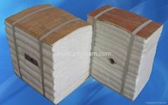 硅酸鋁陶瓷纖維模塊