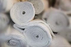Ceramic fiber blanket fo