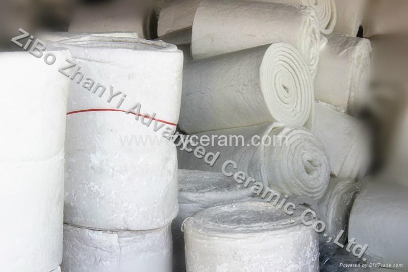 硅酸鋁針刺毯 1