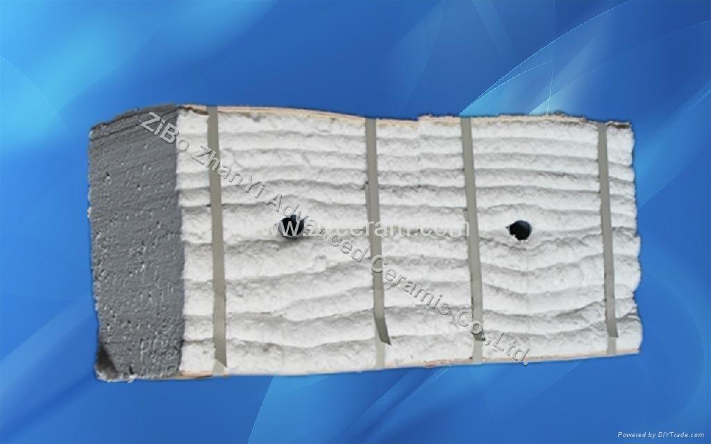硅酸鋁陶瓷纖維組合模塊 1