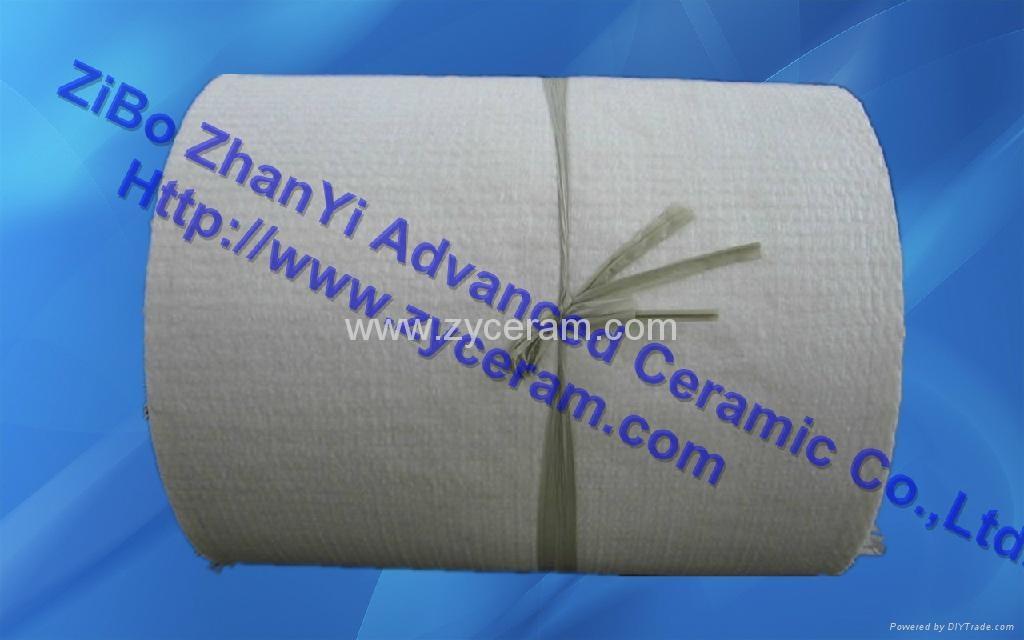 硅酸鋁耐火纖維毯 1